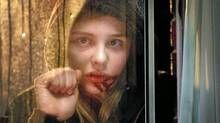 "Abby (Chloe Moretz) in a scene from ""Let Me In"". (Saeed Adyani)"