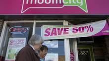 Mobilicity has about 250,000 customers. (Kevin Van Paassen/The Globe and Mail)