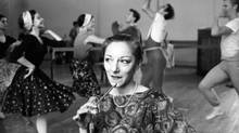 Three of this year's nominees wrote on pioneering artists. Celia Franca, pictured, founded the country's national ballet company. (The Globe and Mail)