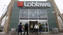A Loblaws store in Ottawa. (CHRIS WATTIE/REUTERS)