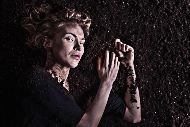 Christine Horne will play Hamlet/