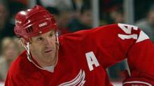 Brendan Shanahan of the Detroit Red Wings. (Dave Sandford/2006 Getty Images)