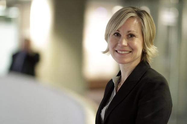 Jennifer Keesmaat is Toronto's first female chief planner and the first to be hired from the private sector.