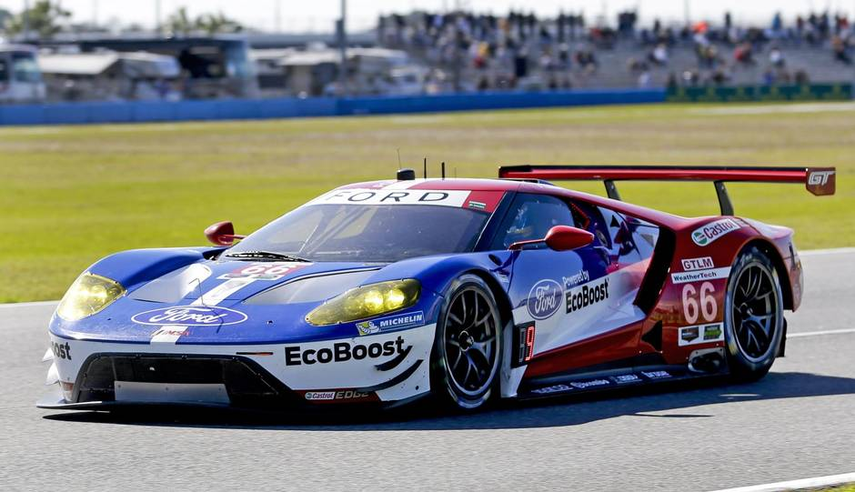 A Renewed Racing Heritage The Two Ford Gt