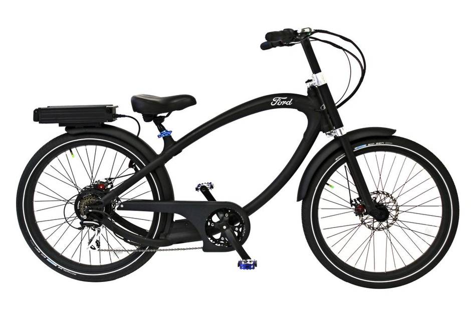eight e bikes built by car companies the globe and mail. Black Bedroom Furniture Sets. Home Design Ideas