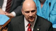 Blair Lekstrom is seen in this January 17, 2009 file photo in Victoria. (Darryl Dyck/ The Canadian Press/Darryl Dyck/ The Canadian Press)