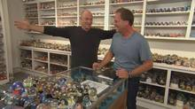On Extreme Collectors, someone has a collection of snow globes valued at $600,000.
