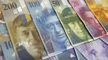 Swiss francs (KACPER PEMPEL/Kacper Pempel/Reuters)