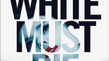 "Detail from the cover of ""Snow White Must Die"""