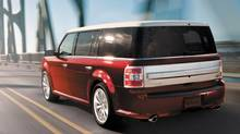 2014 Ford Flex seven-passenger crossover (Ford)
