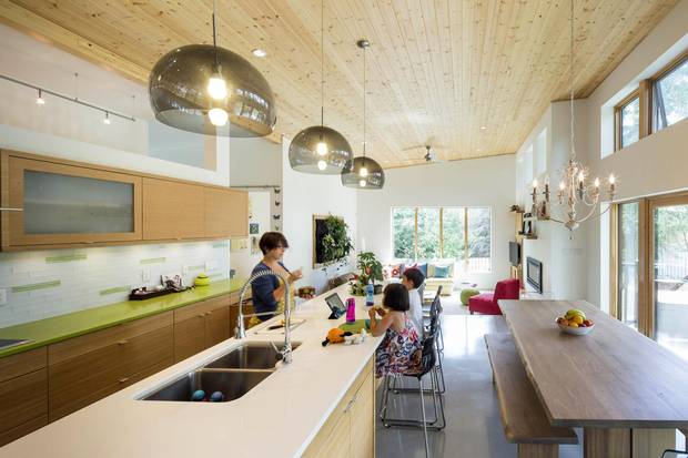 Natasha and Ben Chiam's modern bungalow is 'a really amazing family home.'