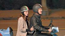 "Julia Roberts and Tom Hanks in ""Larry Crowne"" (Universal Pictures)"