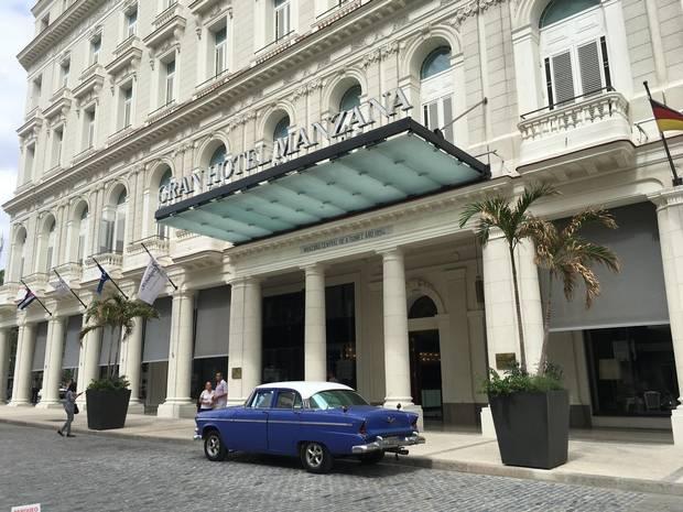 HO Courtesy Gran Hotel Manzana Kempinski La Habana