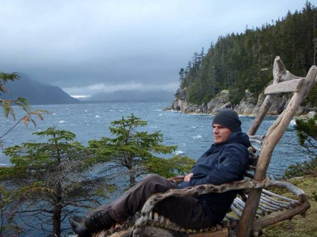 Cpl. Scott Smith was a counsellor at a wilderness camp for troubled teens on Vancouver Island before joining the military in 2009.