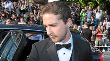 Shai LaBeouf (Stephane Kossmann/Getty Images)
