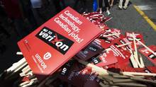 The fight over the now-aborted effort by U.S. telecom giant Verizon Communications Inc. to expand into Canada has created fallout that could last for years. (MARK BLINCH/REUTERS)
