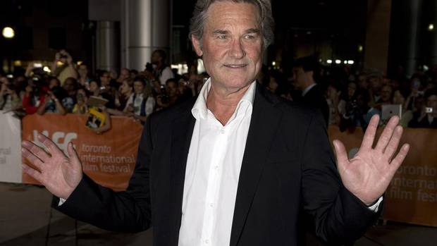 What do you mean the film festival isn't over yet? There's still a few days left? Are any celebrities even still in town? Kurt Russell, you say? In 2013? OK, here's Kurt Russell on the red carpet for the film The Art of the Steal during the 2013 Toronto International Film Festival in Toronto. Say something for the camera, Kurt. (Frank Gunn/THE CANADIAN PRESS)