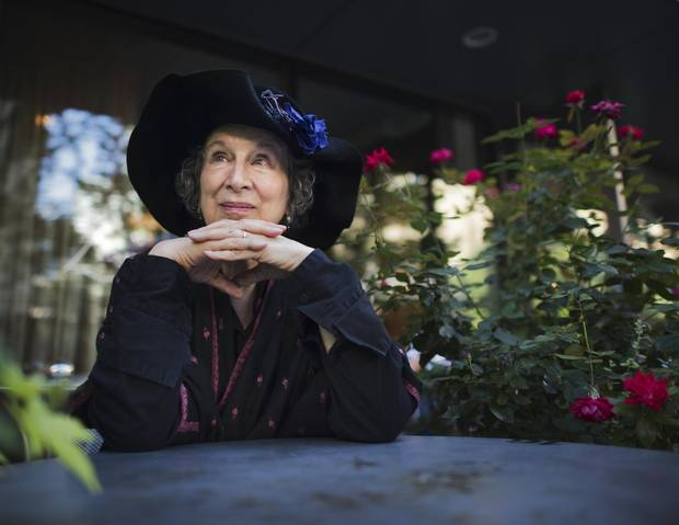 Margaret Atwood's works are seen as canonical in CanLit; The Handmaid's Tale has recently jumped back onto bestseller lists.