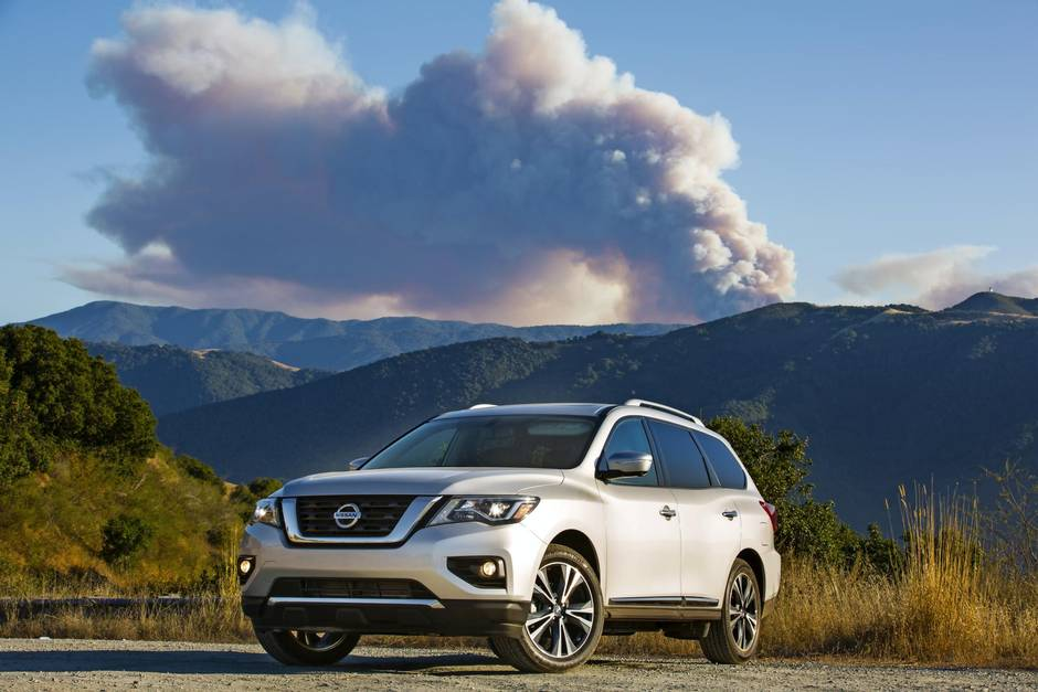 Review: 2017 Nissan Pathfinder gets a macho makeover - The Globe and