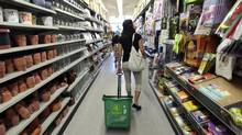 Much of Dollarama's goods, including some seen at this store in Toronto photographed in June, 2012, are purchased from China. (Deborah Baic/The Globe and Mail)