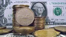 Canadian dollars. (Ryan Remiorz/THE CANADIAN PRESS)
