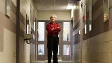 Angelos Bacopoulos, chief facilities officer for the TDSB, is seen on Dec. 19, 2012. (Peter Power/The Globe and Mail)