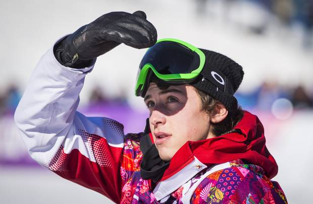 McMorris took bronze in slopestyle at the 2014 Olympics in Sochi.