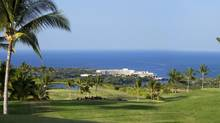Sheraton Keauhou Bay Resort & Spa on the Big Island of Hawaii.
