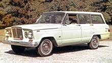 1963 Jeep Wagonner (Chrysler)