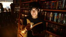 The Internet's Own Boy: The Story of Aaron Swartz (2014). (Noah Berger)