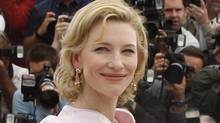 "Cast member Cate Blanchett poses during a photocall for the film ""Robin Hood"" at the 63rd Cannes Film Festival May 12, 2010. (Eric Gaillard / Reuters/Eric Gaillard / Reuters)"