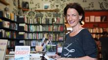 A catchy video called The Joy of Books went viral on YouTube, raising awareness for Type Books in Toronto. 'It says about us, 'Hey, I'm an independent bookseller,' co-owner Joanne Saul says. (Rosa Park for The Globe and Mail)