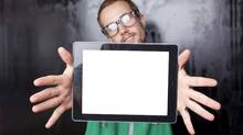 Is this any way to sell an e-book? (Adam Radosavljevic/Getty Images/iStockphoto)