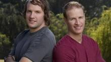Bates Battaglia and Anthony Battaglia (CBS - handout)