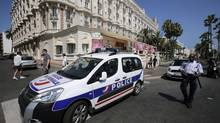 Cannes thief robs hotel of $55-million in jewel heist