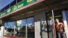 A Cash Store outlet in Winnipeg is seen in this file photo. (John Woods For The Globe and Mail)