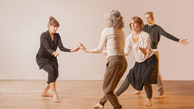 Les Grands Ballets - National Centre for Dance Therapy