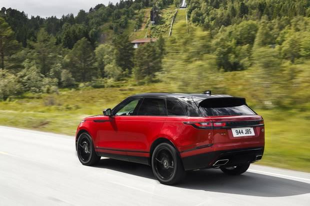 Review 2018 Range Rover Velar Is A Refined Luxury Machine