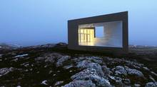 One of the Todd Saunders-designed buildings at the Fogo Island Arts colony (bent rene synnevaÖ,Äôg/Handout)