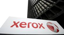 Xerox Square building with new logo. Credit: Xerox