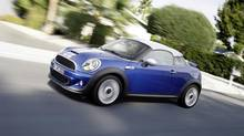 Mini Cooper coupe (BMW)