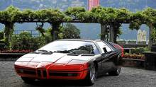 1972 BMW Turbo concept. (BMW)