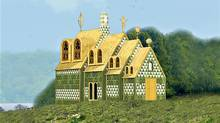 London's FAT architects are collaborating with Grayson Perry to create this house in Essex.