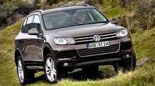 2012 Volkswagen Touareg (Volkswagen)