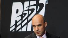 Former RIM co-CEO Jim Balsillie. (DAVE CHIDLEY/THE CANADIAN PRESS)