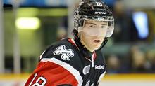 Ryan Strome of the Niagara IceDogs (Terry Wilson/OHL Images)