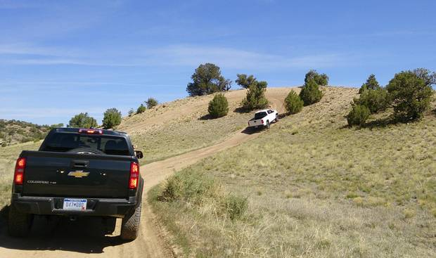 The Duramax diesel engine costs extra, but makes mountain-climbing feel like a Sunday picnic.