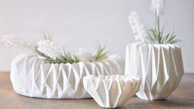 Six Ways To Bring The Beauty Of Origami Your Home Decor