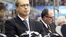 In coaching the Winnipeg Jets, Paul Maurice is stepping into a similar situation to what he had with the Carolina Hurricanes several years ago. (Karl B DeBlaker/THE CANADIAN PRESS)