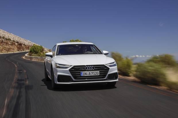 A7 Audi Audi_A7